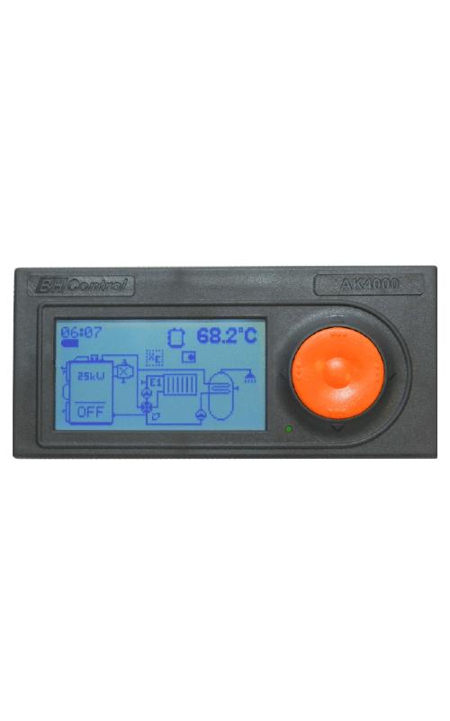 Panel de control AK4000