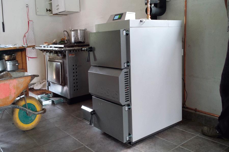 calderas de leña para calefacción