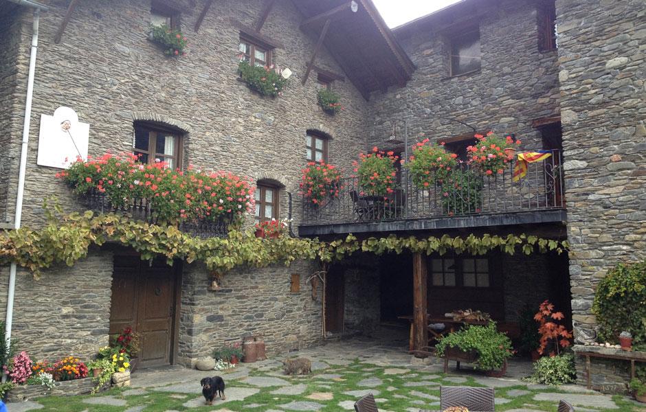Caldera Casa Turismo Rural