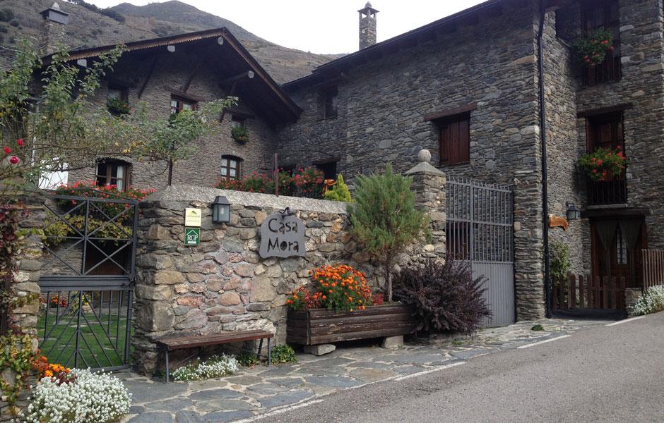 casa rural lleida