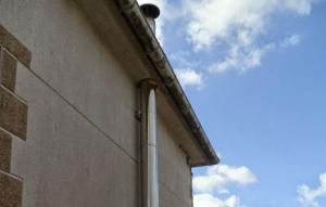 chimenea inox doble pared