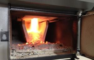 gasificación caldera