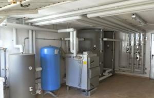 aislamiento tuberías de calefacción