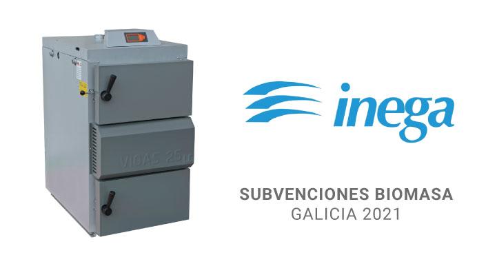 subvenciones calderas galicia