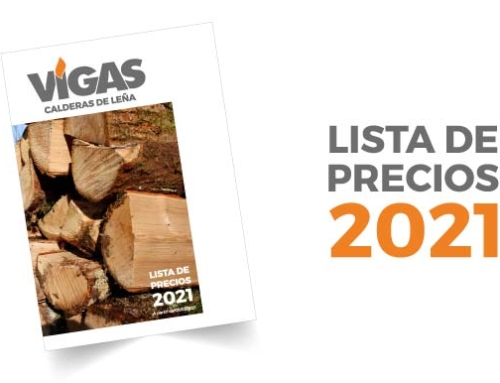 Lista de precios 2021
